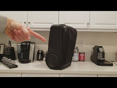 G-RO Carry On Smart Luggage Bag Review - This Bag Is Awesome!