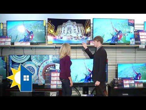 New Energy-Efficient TV Technology
