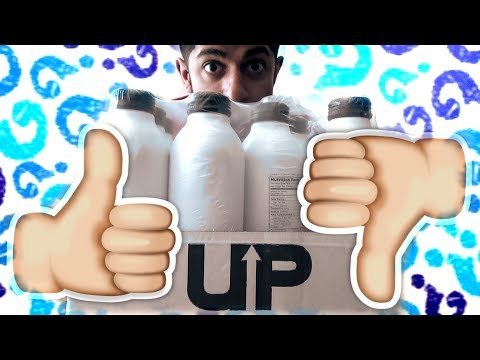 UP ENERGY DRINK REVIEW