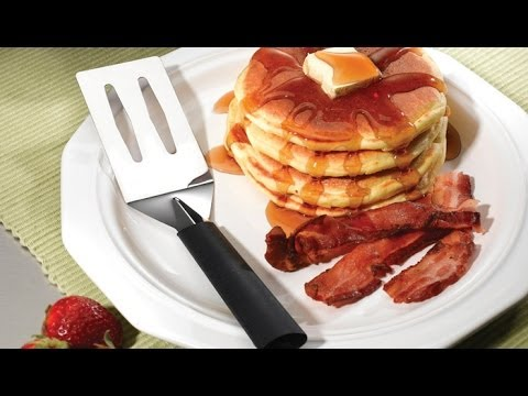 How to Make Pancakes from Scratch Video | RadaCutlery.com