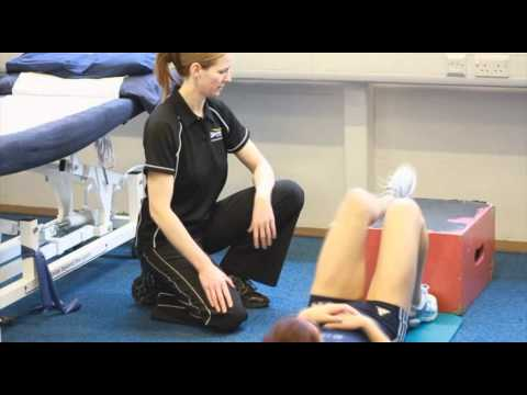 Loughborough Physiotherapy - How to treat a hamstring