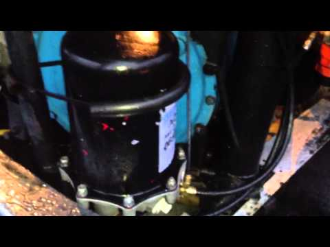 Bendix AD9 air dryer gm bus install