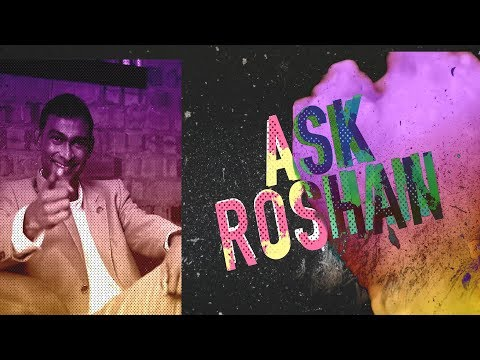 Ask Roshan ep4 (What is the purpose of mentoring?)