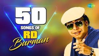 Top 50 Songs of Rahul Dev Burman | টপ ৫০ রাহুল দেব বর্মন  | HD Songs | One Stop Jukebox