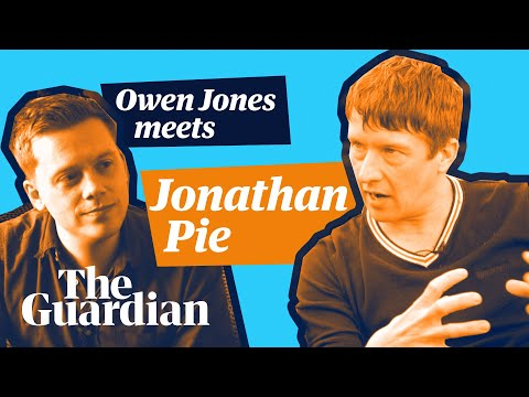 Owen Jones meets Jonathan Pie | 'Identity politics are used to shut down debate'