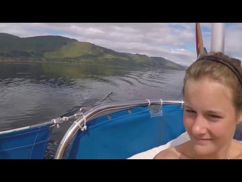 Sailing Hakuna Matata ep. 2 Scotland to Brest