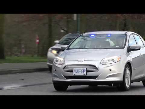 VPD Goes Green With New Electric Vehicles