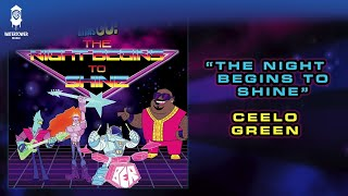 CeeLo Green - The Night Begins To Shine - Teen Titans Go! (official)