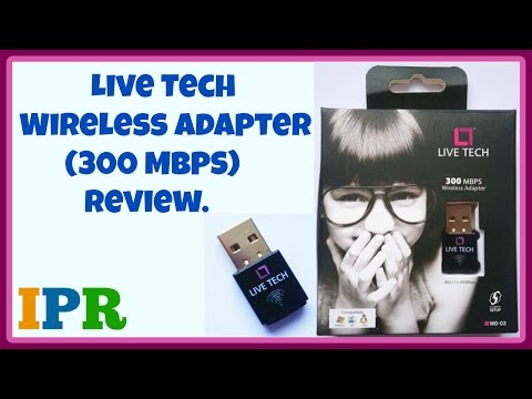 Live Tech Wifi Adapter WD03 (india) | Indian Product Reviewer