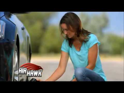 Air Hawk Pro Cordless Tire Inflator - As Seen On TV