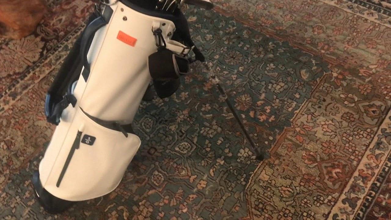 2 20 2019 review stitch golf bag