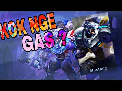 Balap Liar Jhonnyyy Nge Gas - Mobile Legends /w Freind :v