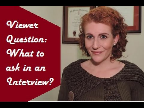 Top Questions to Ask in a Job Interview