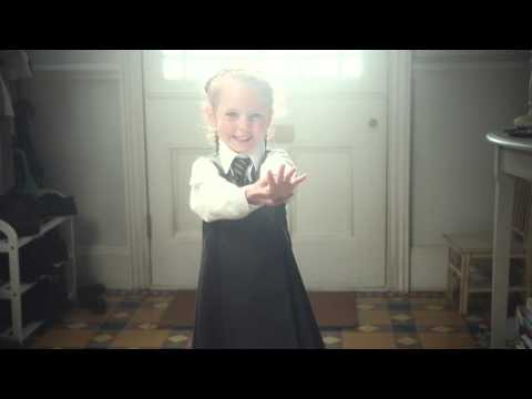 M&S Back to School TV Ad - 'Getting Dressed By Myself'