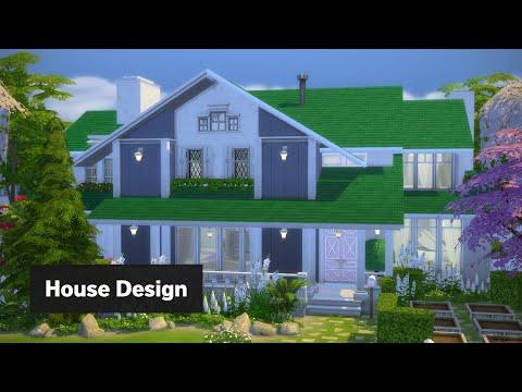Torfhús | The Sims 4 House Building