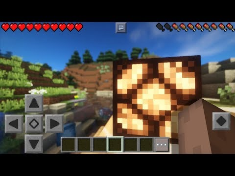 MCPE 1.4 BEST SHADERS - MINECRAFT PE EDIS SHADERS - HOW TO INSTALL SHADERS IN MCPE 1.4 - 1.4.2