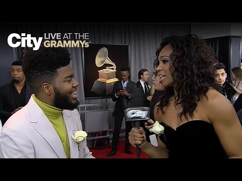 What was Khalid's first big expensive purchase? | City LIVE at the GRAMMYs