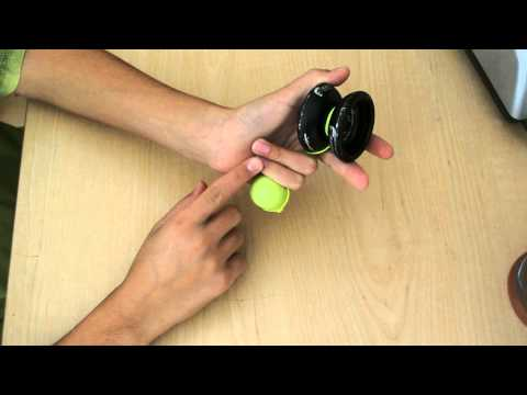 How to Hold a 5A (Freehand) Yoyo