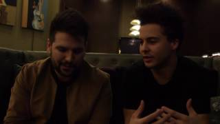 Gus Chancy - Dan+Shay Interview Ft. Shay Mooney #KnowYourWhy #KnowYourWorth