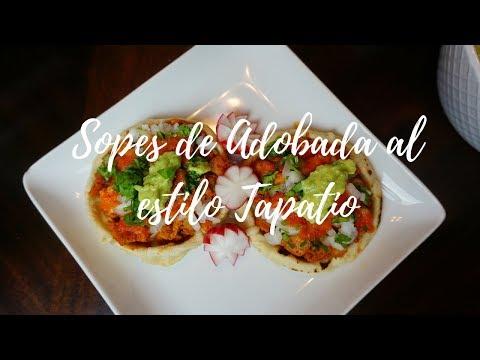 SOPES DE ADOBADA!! RICOS Y SUPER FACIL!!!!!!