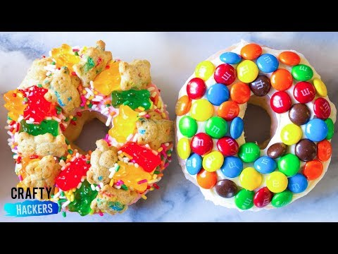 10 JUNK FOOD HACKS THAT LOOK WEIRD BUT ARE TASTY