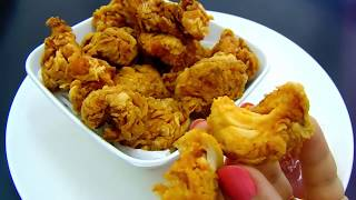 POPCORN CHICKEN KFC STYLE | POPCORN CHICKEN | CRISPY POPCORN CHICKEN