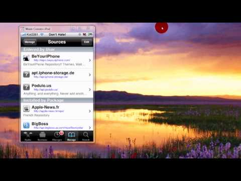 How To Get FREE iPHONE Internet Tethering / WiFi Hot Spot iOS 6.1 6.1.1