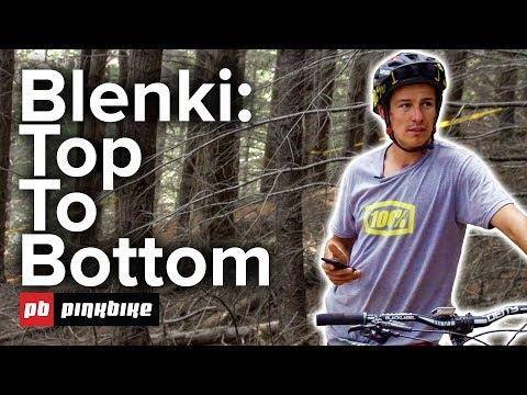 Sam Blenkinsop: Top To Bottom