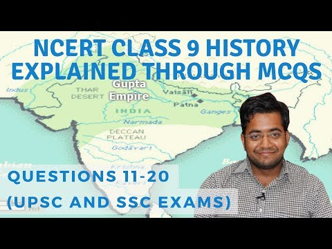 NCERT Class 9 History Explained Through MCQs 11-20 (UPSC and SSC exams)