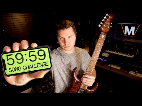 1-Hour Song Challenge (wow so original)