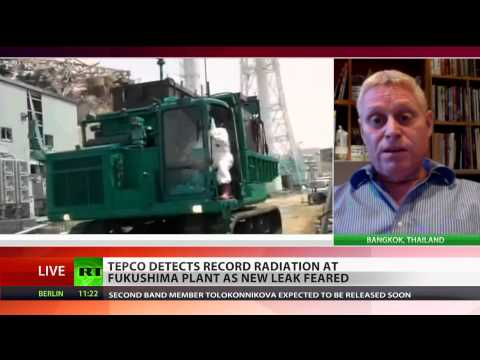 Record Radiation: Handling of Fukushima cleanup is 'comedy of errors'