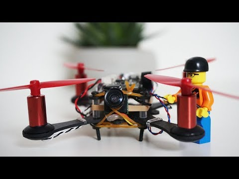 How to Make Epic Tiny RACING DRONE - THAT CAPABLE AMAZING SPEED 50 KMH (30 MPH)