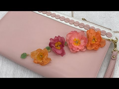 Crankin' Out Crafts - ep529 Petaloo Peonies Planner Charm