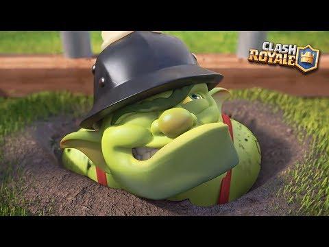 Xxx Mp4 Clash Royale Movie Quot The Caged Goblin Quot Full HD 2019 Best Clash Animation Fan Edit Clash Royale 3gp Sex