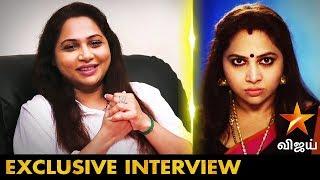 கஷ்டமா இருக்கும், குழந்தையை கோபமா பார்க்கும் போது | Actress Shamitha Shreekumar Interview |Kadambari