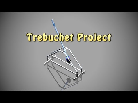 Simple Trebuchet Project