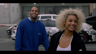 DaniLeigh - Easy (Remix) feat. Chris Brown (Behind The Scenes)