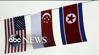 All eyes on Singapore summit to witness history