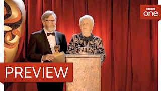 Dame Judi Dench at the awards - Tracey Ullman