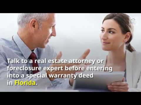 Special Warranty Deed