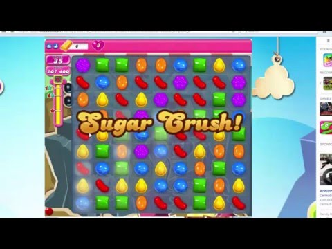 Candy Crush Saga Unlimited Moves For PC (Jan-2016)