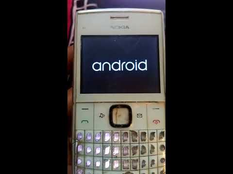 nokia x2 01 android and java