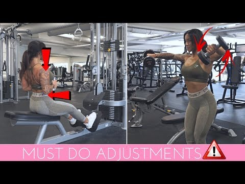 7 GYM TRICKS FOR BETTER CONTACT | HOW TO IMPROVE YOUR WORKOUTS