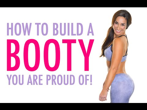 How to Build a Booty with Your Own Bodyweight   Natalie Jill