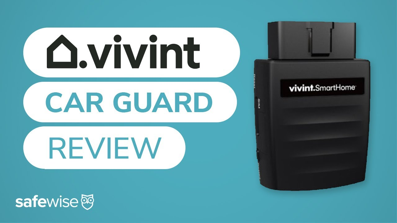We Tested and Reviewed the Vivint Car Guard GPS Vehicle Tracker | SafeWise