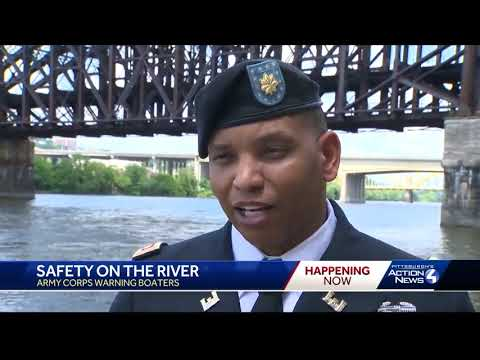 Use caution, holiday weekend boaters: Dam warning buoys may not be in place