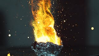 Thermite Burns Hotter Than Molten Lava | Street Science