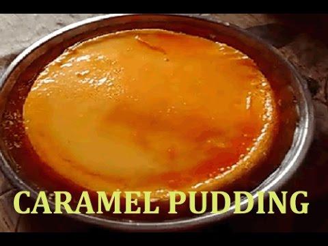 Caramel Pudding In Pressure Cooker    How To Prepare Caramel Pudding    Dessert Recipe