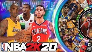 NBA 2K20 Wheel of Wheels