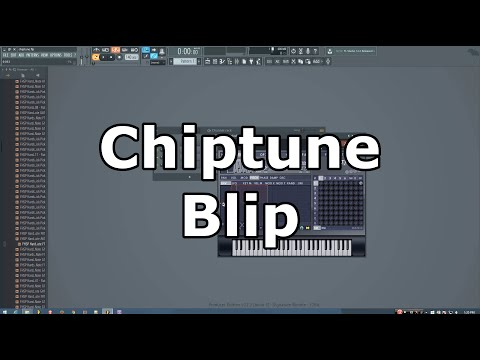 FL Studio Chiptune Blip Tutorial